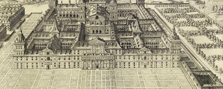 Construcción del Monasterio de El Escorial