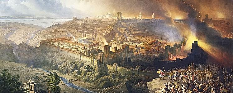 Destrucción de Jerusalén por los Romanos