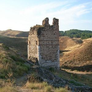 Castillo de Alcalá La Vieja