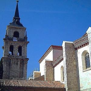 Catedral de los Santos Niños Justo y Pastor de Alcalá de Henares